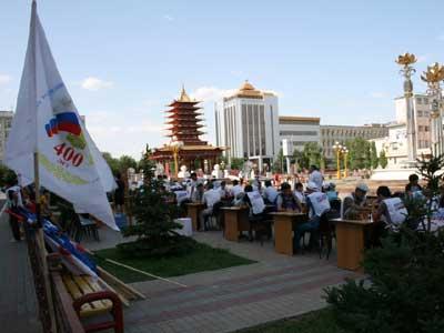 Турнир, посвященный празднованию Международного дня шахмат