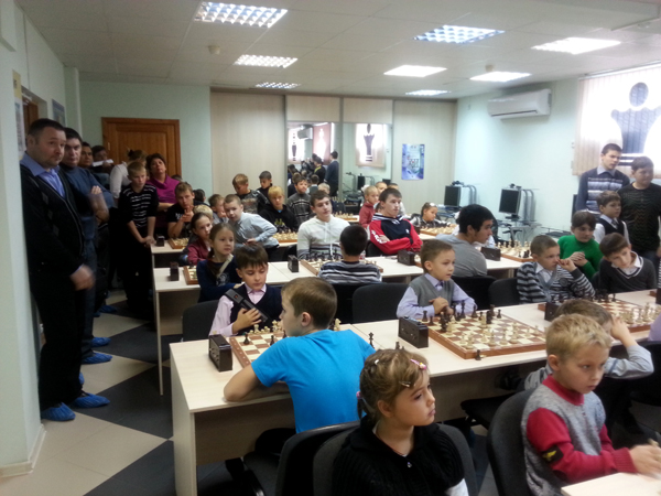 В Пойковском стартовал второй турнир
