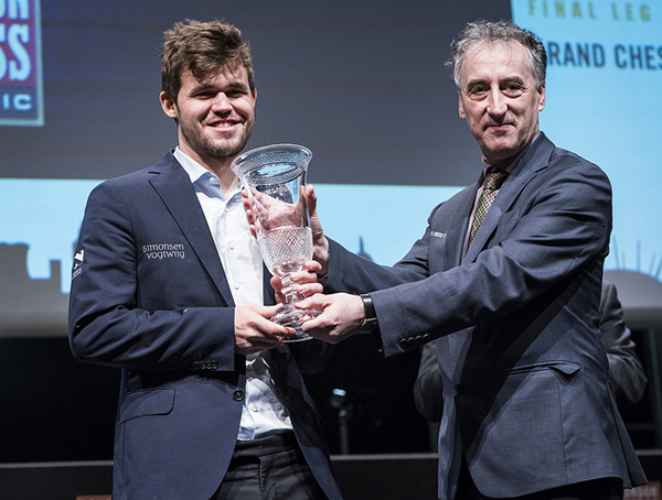 Фабиано Каруана победил Яна Непомнящего на тай-брейке London Chess Classic