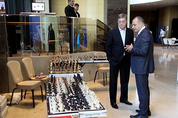 Маир Мамедов: Талантам надо помогать!