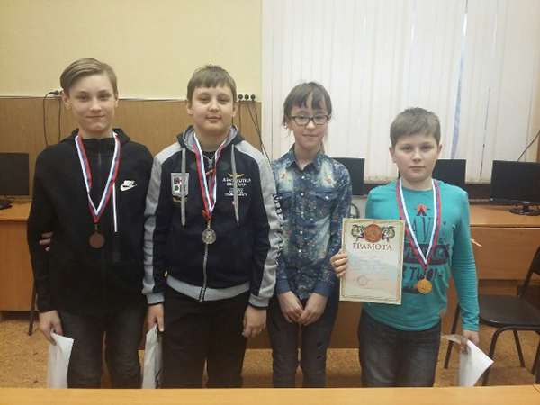 В Иваново состоялся турнир памяти Александра Денисова