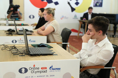 FIDE Online Olympiad: Russian Team Wins Group C