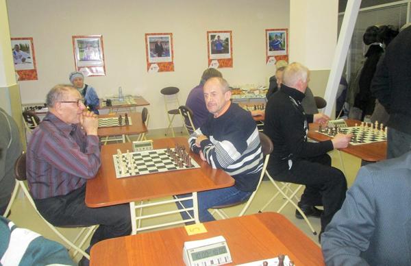 В Пскове прошел турнир среди ветеранов