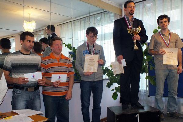 Турнир памяти М.М. Ботвинника состоялся в Сызрани