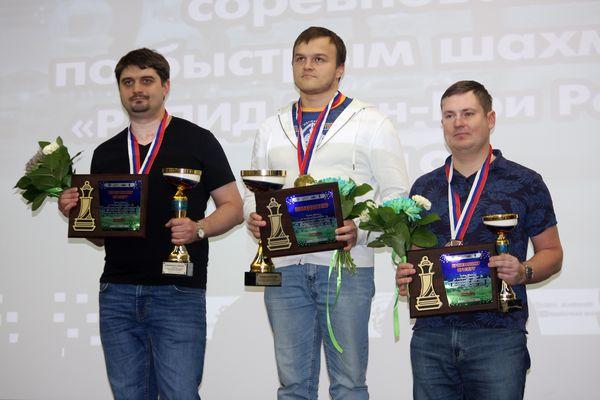 Александр Рахманов стал победителем Кубка Югры по рапиду