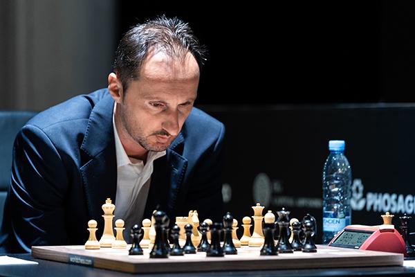 Компания World Chess приглашает на мастер-класс с Веселином Топаловым