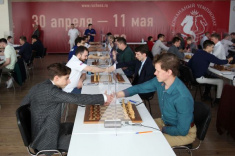 First Round of Russian Team Championships Played in Sochi