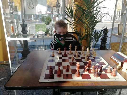 В Югорской шахматной академии прошли новые спортивные мероприятия