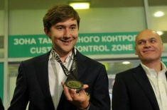 Sergey Karjakin: Our Dispute With Carlsen Is Not Over Yet