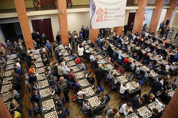 В Нижнем Новгороде прошел традиционный турнир «Нижегородский витязь»