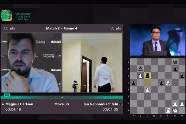 Магнус Карлсен и Уэсли Со сыграют в финале Skilling Open