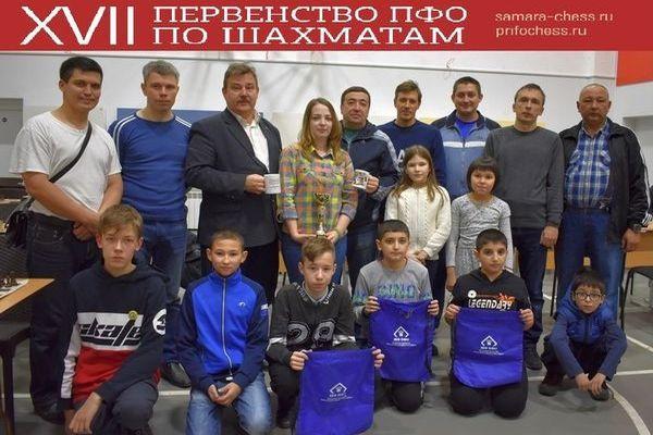 В Самаре состоялся межрегиональный турнир «Шахматная семья»