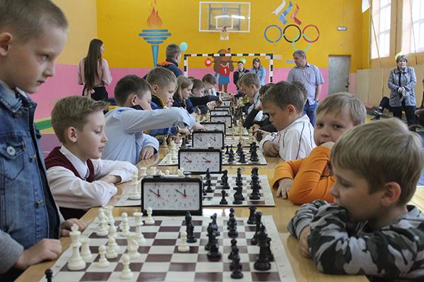 В Саранске сыграли школьники, воспитанники детских домов и интернатов Республики Мордовия