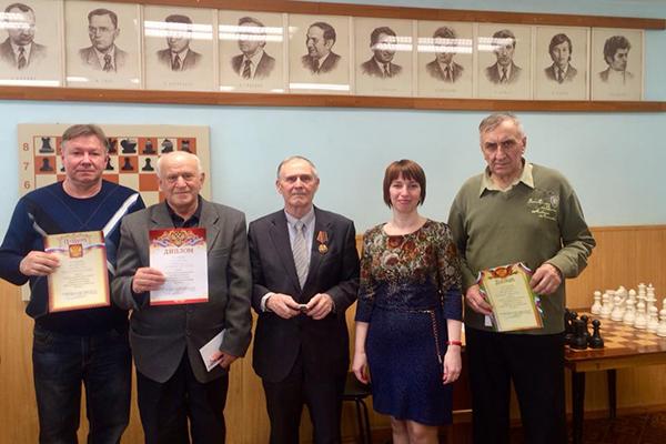 В Нижнем Новгороде сразились ветераны