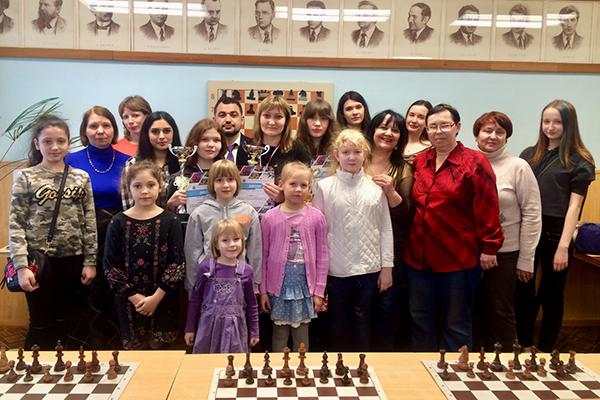 В Нижнем Новгороде состоялся женский блицтурнир в честь 8 марта