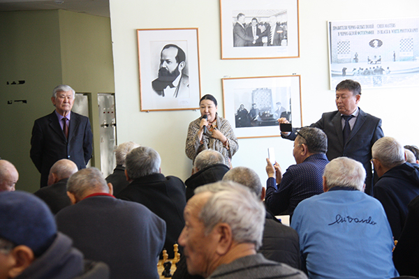 Избран новый президент Федерации шахмат Республики Калмыкия