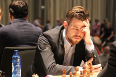 Magnus Carlsen Strengthens Positions at GRENKE Chess Classic