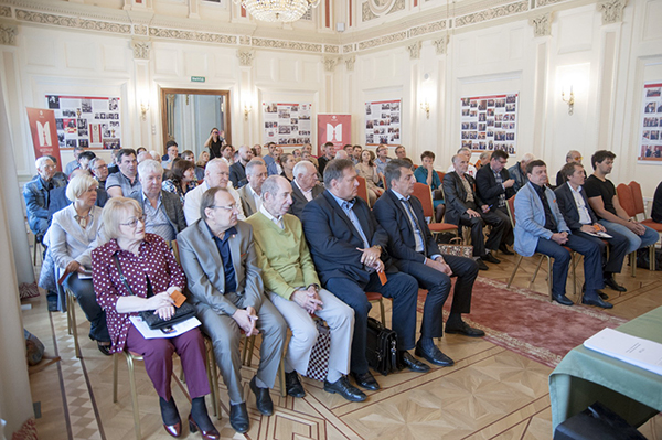 Сергей Лазарев стал новым президентом Федерации шахмат Москвы