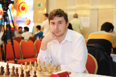 Sergey Karjakin: I Was Happy to Support Two Hospitals