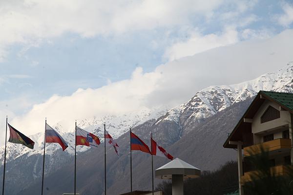 Армагеддон в горах