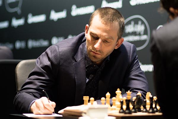 Александр Грищук вышел в финал этапа Гран-при ФИДЕ в Гамбурге