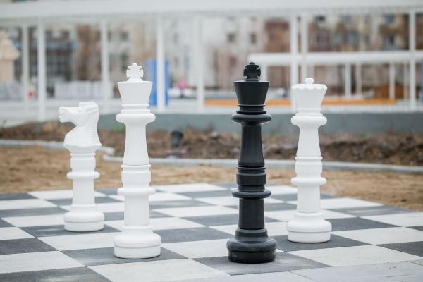 В поселке Жатай Республики Саха установят уличные шахматы