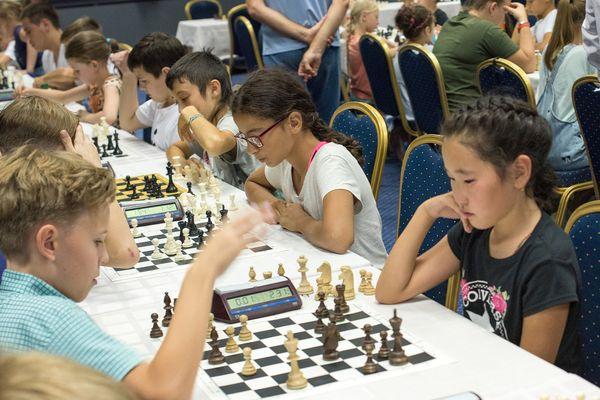 В Ялте состоялось пять шахматных турниров