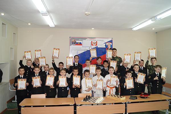 В Перми сыграли кадеты и каратисты
