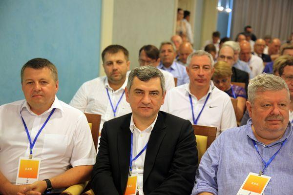 В Дагомысе прошел XIV внеочередной съезд Российской шахматной федерации
