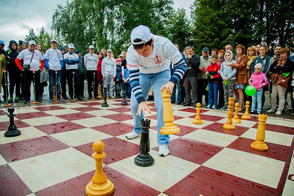 В Казани прошел второй тур открытого чемпионата Республики Татарстан по чесболу