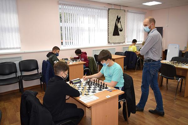 Состоялось первенство Камчатского края среди самых юных шахматистов