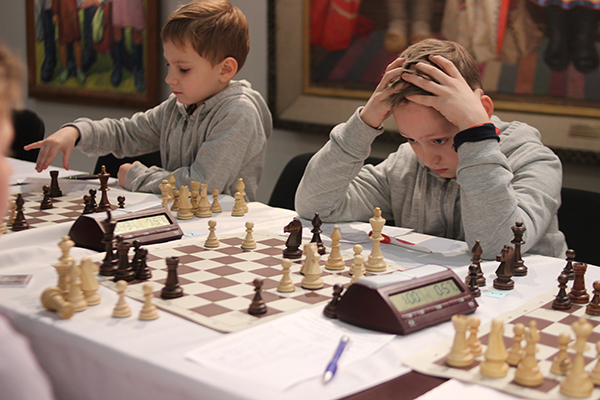 В Саранске прошел детский командный турнир «Валдо Кече»