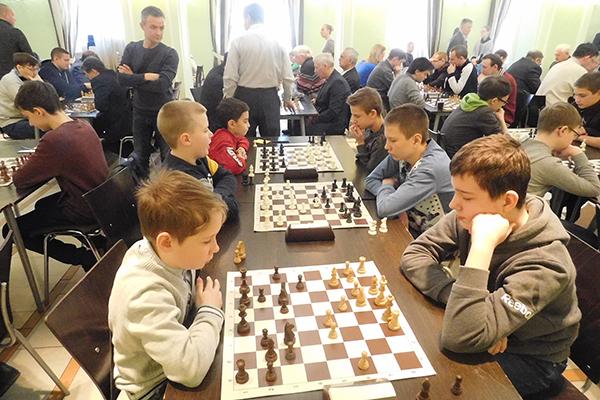 В Ижевске провели турнир памяти В. Завалина