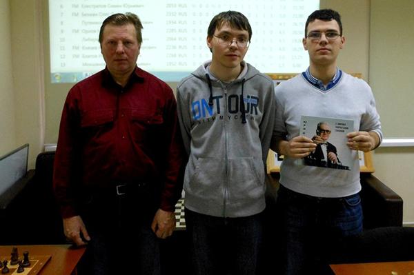 В Самаре прошел турнир памяти композитора и тренера Юрия Жаркова