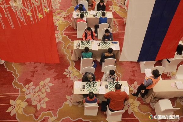 Роман Янченко обогнал китайских гроссмейстеров на турнире в Дацине