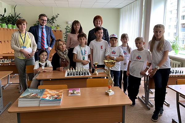 """В Ижевске прошло рабочее совещание по проекту """"Шахматы в школах"""""""