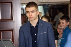 Alexey Sarana and Artyom Timofeev Lead Russian Championship Higher League