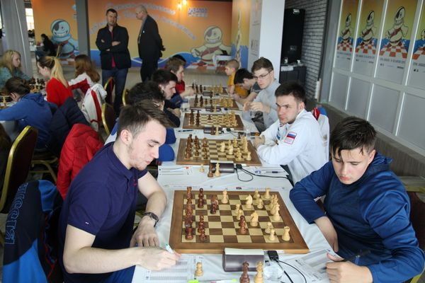 Artur Gaifullin and Margarita Potapova Lead Russian U21 Championships