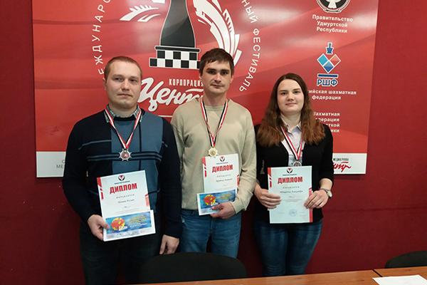 Анатолий Крутько стал чемпионом Удмуртии по рапиду