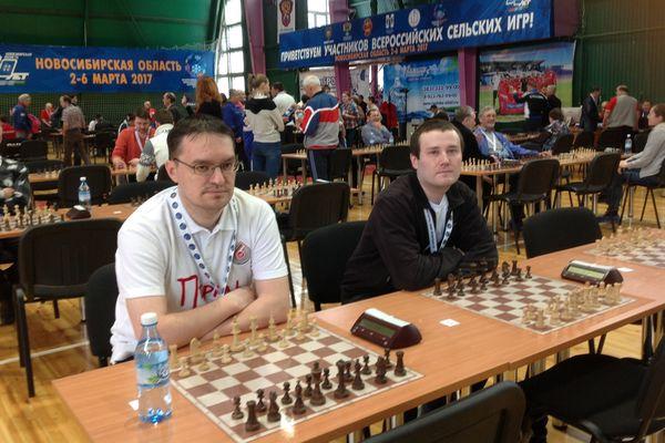 Пермская команда победила во Всероссийских зимних сельских играх