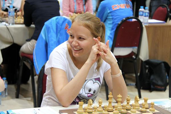 Валентина Гунина выступит в побочном турнире Вейк-ан-Зее