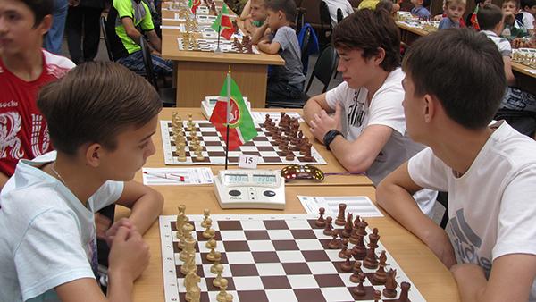 В Набережных Челнах завершился ряд детских турниров