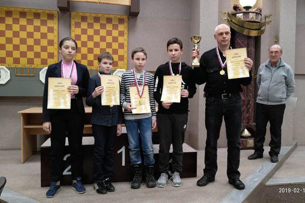 В Самаре завершились областные соревнования «Белой ладьи»