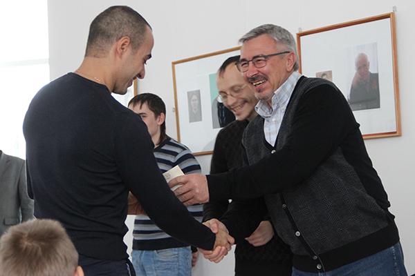 В Липецкой области прошли выборы президента федерации шахмат