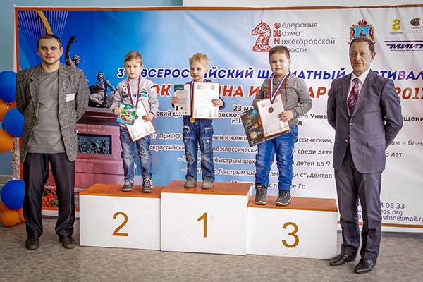 В Нижнем Новгороде завершился детский турнир фестиваля «Кубок Минина и Пожарского»