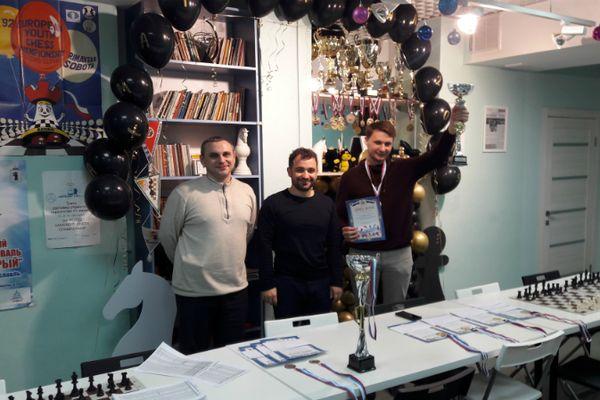 В Нижнем Новгороде прошел чемпионат области по блицу