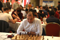 Rauf Mamedov Keeps Leading Aeroflot Open 2020
