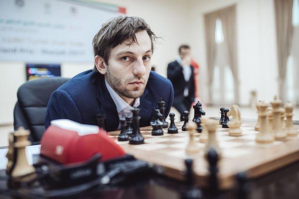 Александр Грищук выиграл этап Гран-при ФИДЕ в Шардже