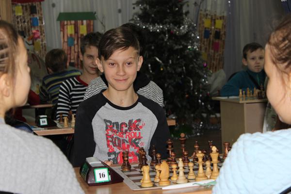 Во Владивостоке завершился Открытый новогодний турнир