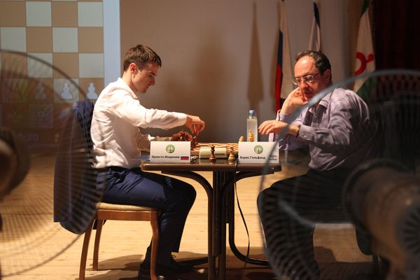 Boris Gelfand Wins Game 13 of His Match Against Ernesto Inarkiev